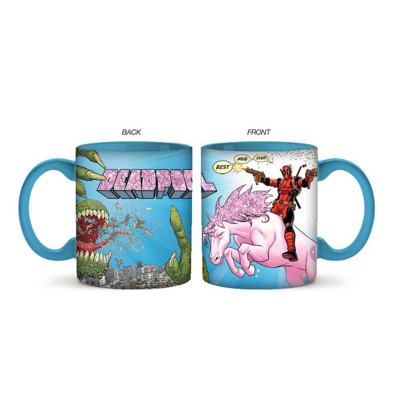 Deadpool Unicorn Mug