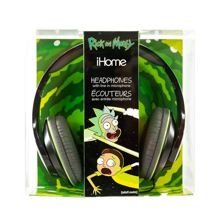 Rick and Morty Headphones