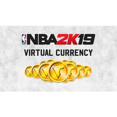 NBA 2K19 35,000 Virtual Currency