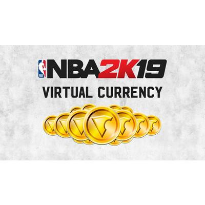 NBA 2K19 5,000 Virtual Currency