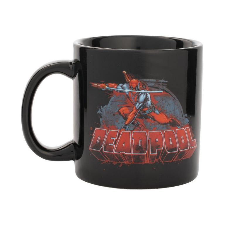 Deadpool Sword Pose Mug