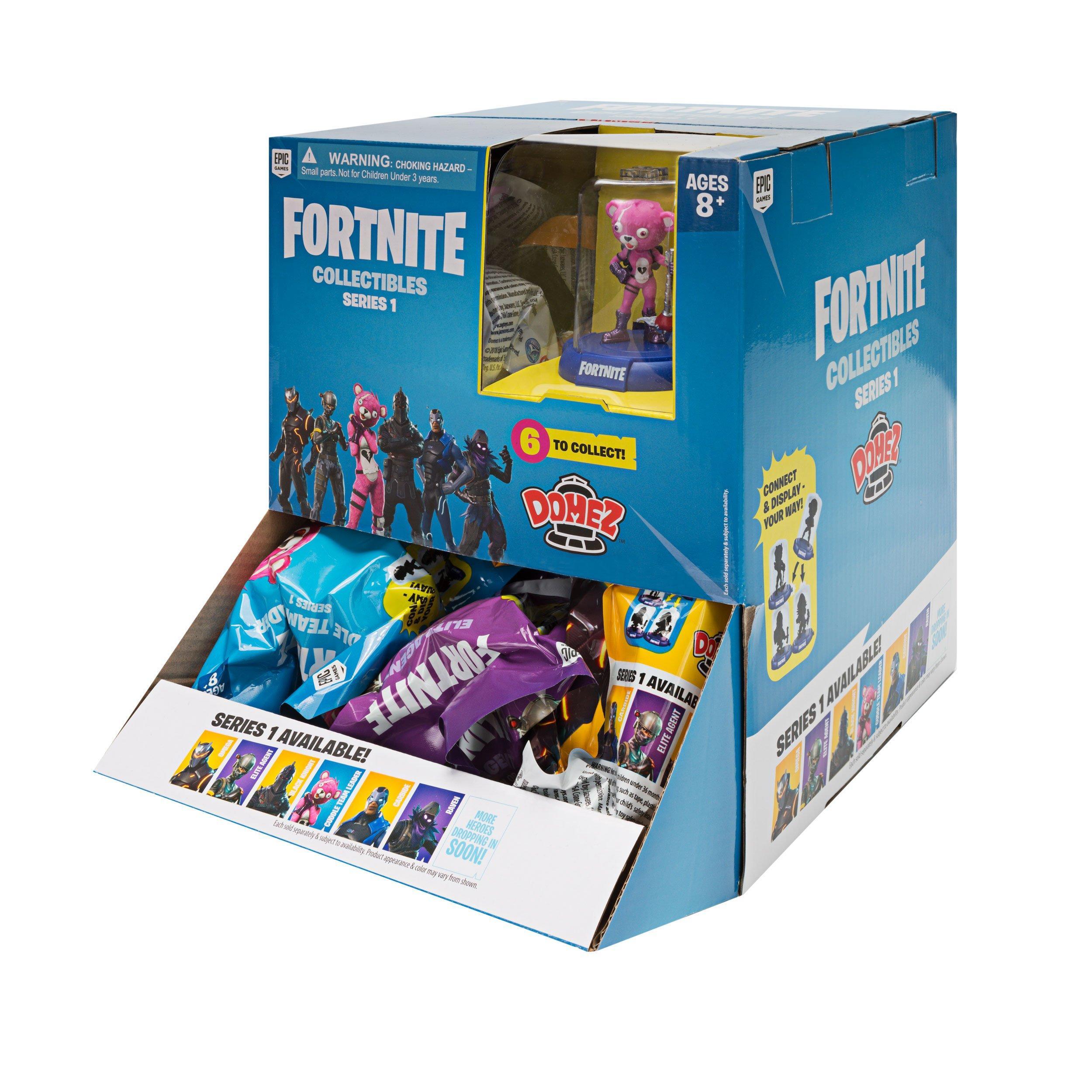 Domez Fortnite Series 1 Blind Box Figure Gamestop
