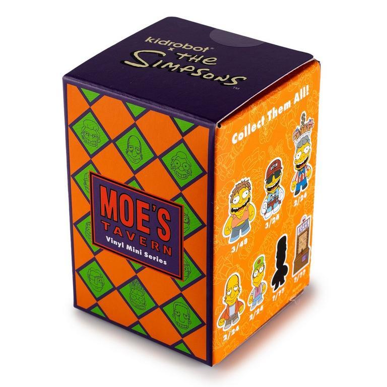 The Simpsons Moe's Tavern Blind Box