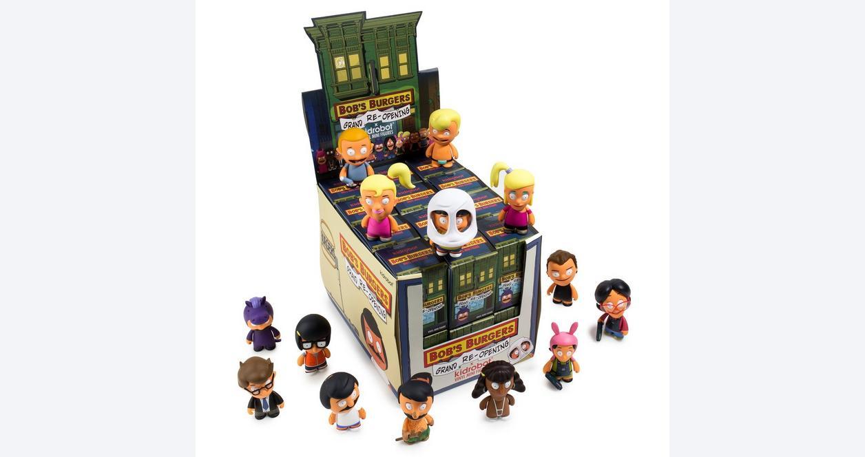 Bob's Burgers Mini Series 2 Blind Box