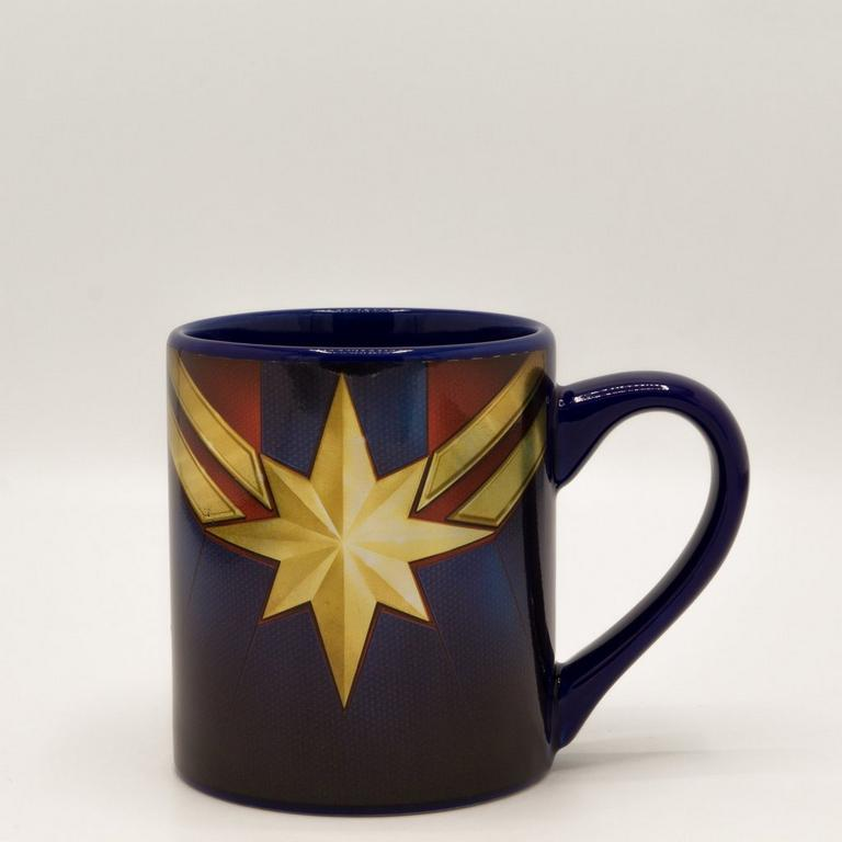 Captain Marvel Uniform Mug
