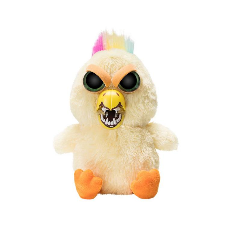 Feisty Pets Rainbow Chick Plush Only at GameStop