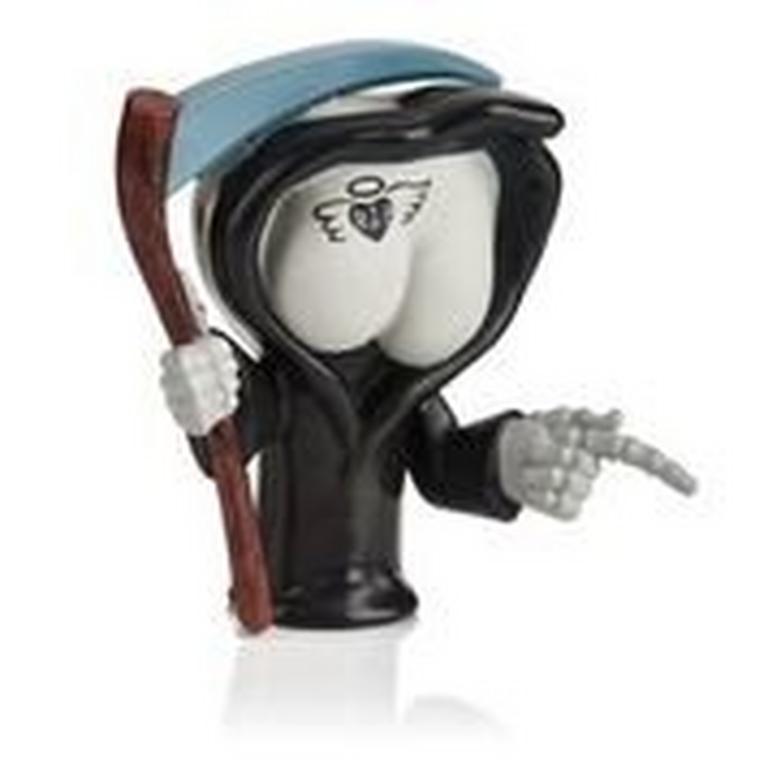 Buttheads Grim Ripper Interactive Farting Figurine