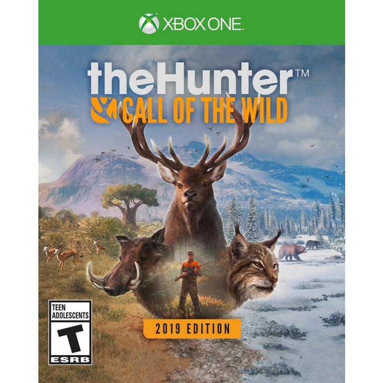 The Hunter: Call of the Wild 2019 Edition