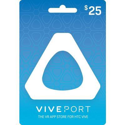 HTC Viveport $25
