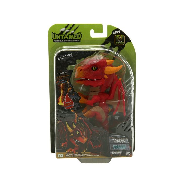Untamed Dragons Wildfire Action Figure