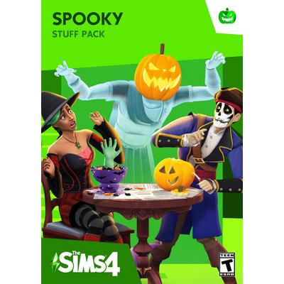 The Sims 4: Spooky Stuff Pack
