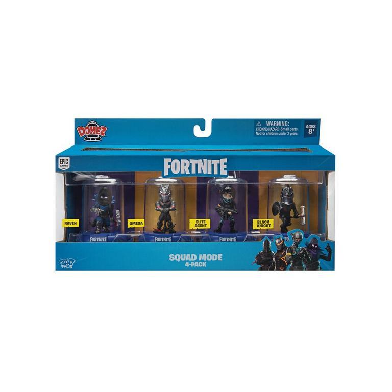 Domez: Fortnite 4 Pack