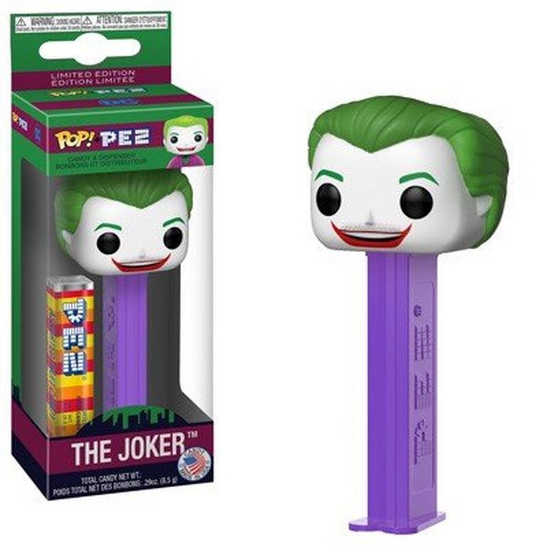 POP! PEZ: DC The Joker