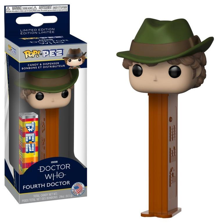POP! PEZ: Doctor Who Fourth Doctor