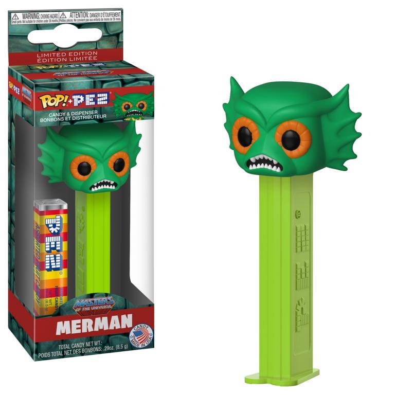 POP! PEZ: Masters of the Universe Merman