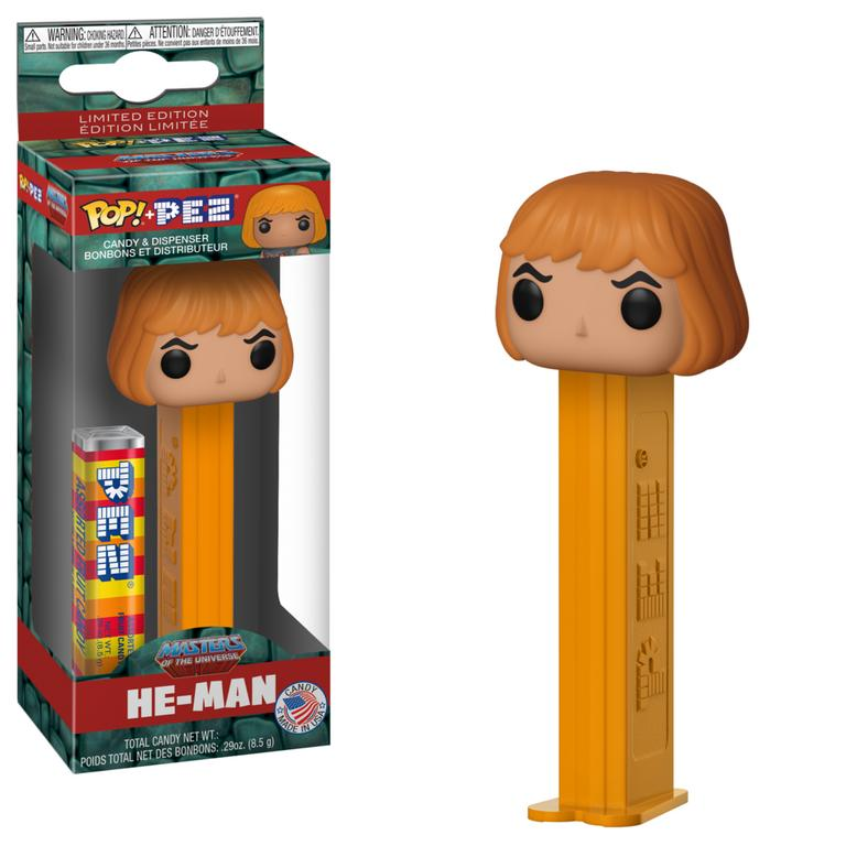 POP! PEZ: Masters of the Universe He-Man