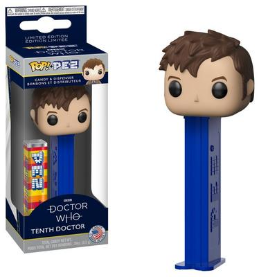 POP! PEZ: Doctor Who - Tenth Doctor