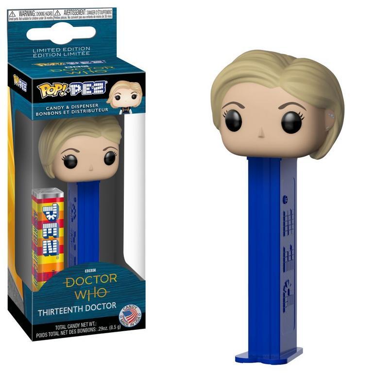POP! PEZ: Doctor Who Thirteenth Doctor