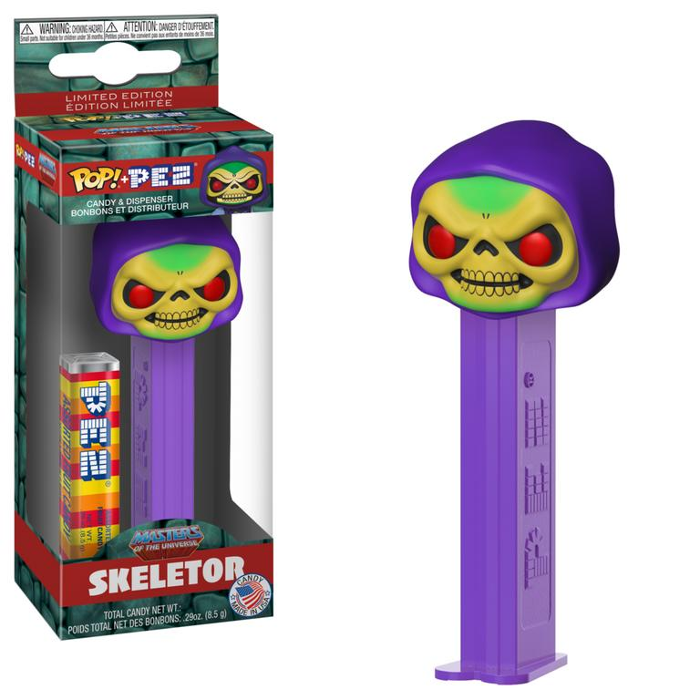 POP! PEZ: Masters of the Universe Skeletor