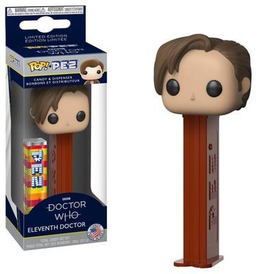 POP! PEZ: Doctor Who - Eleventh Doc