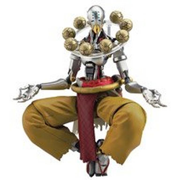 Overwatch Zenyatta Figma Action Figure