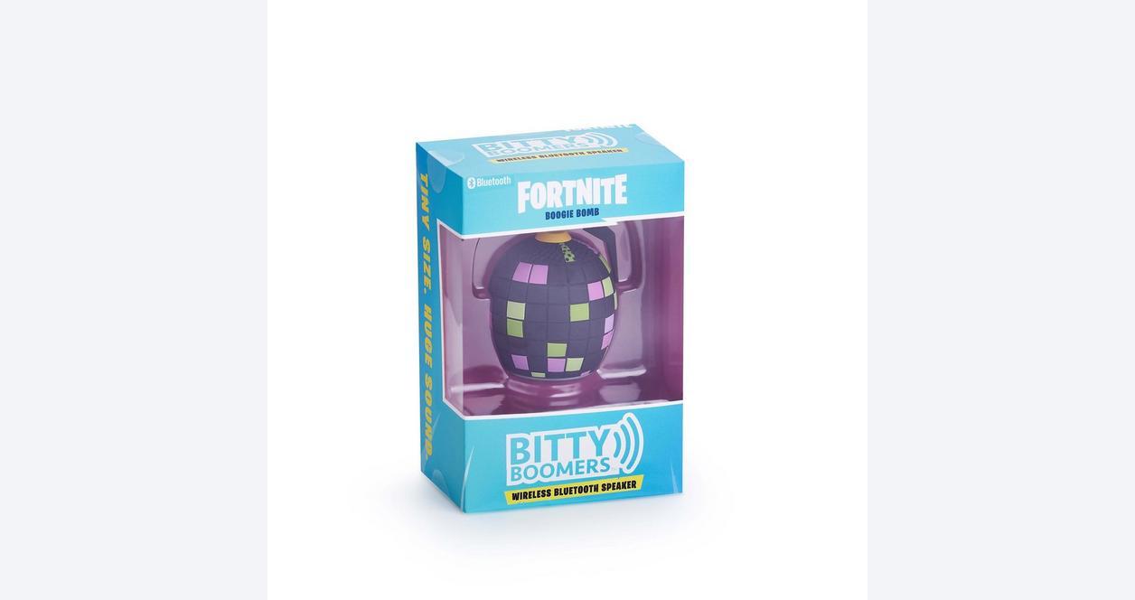 Fortnite Boogie Bomb Bitty Boomer Bluetooth Speaker