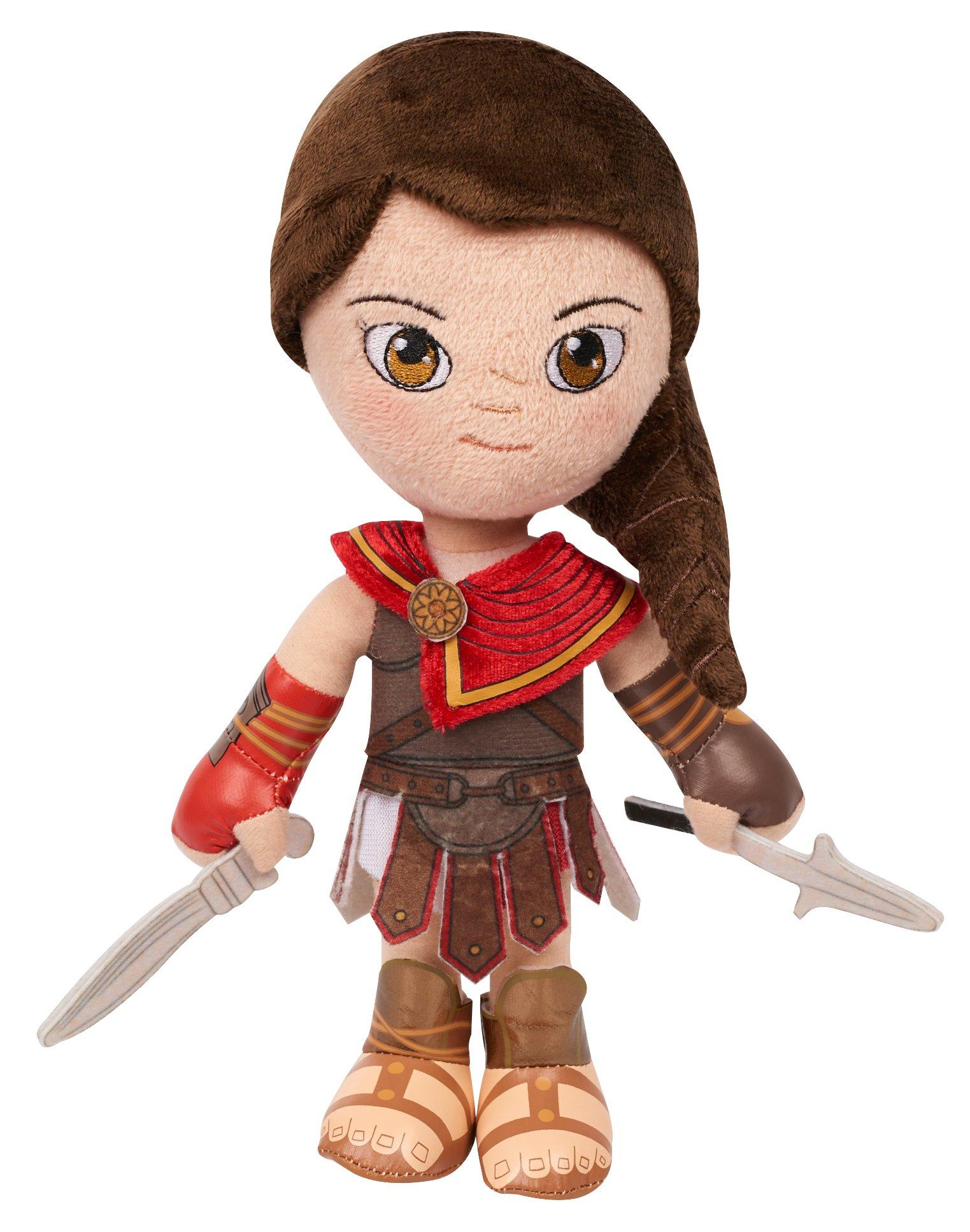 Assassin S Creed Kassandra Plush Gamestop