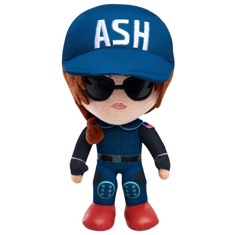 Tom Clancy's Rainbow 6 Siege Ash Plush