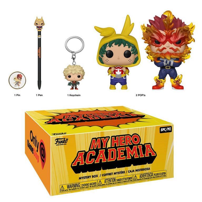 Funko Box: My Hero Academia Only at GameStop
