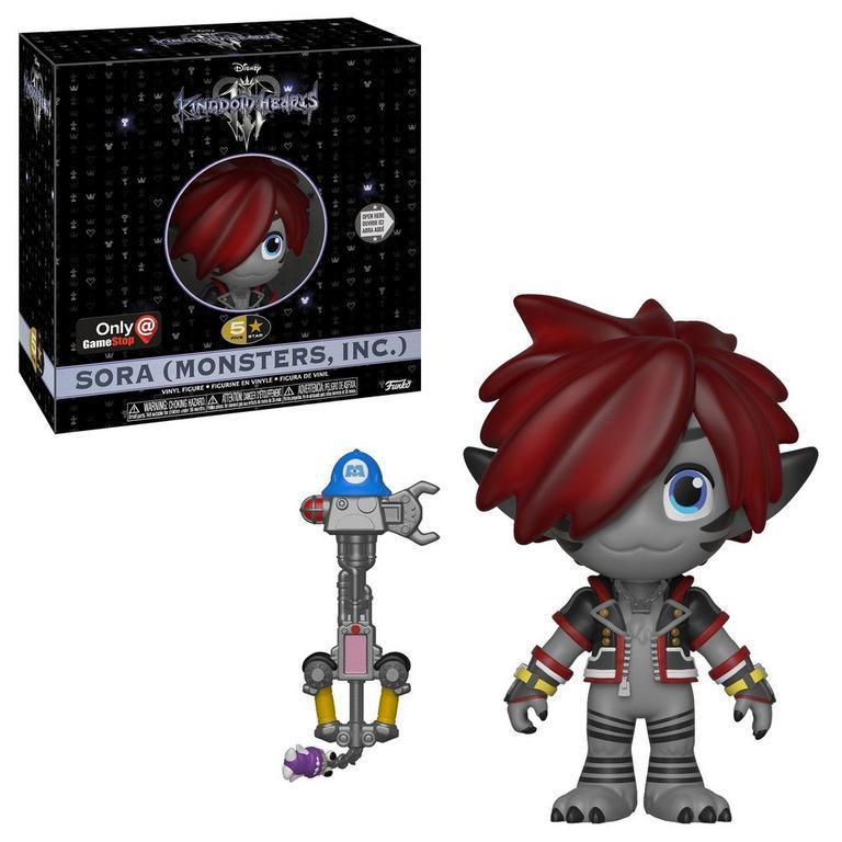 5 Star: Kingdom Hearts III Sora Monsters Inc.