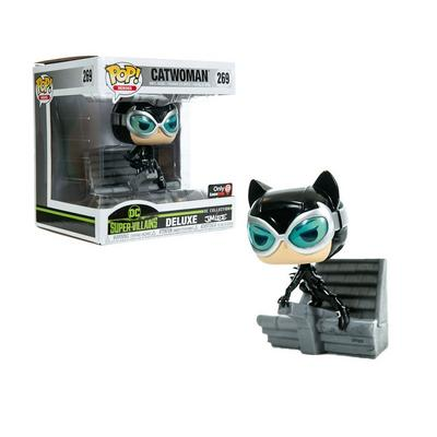 POP! Heroes: Batman Deluxe Jim Lee Collection - Catwoman - Only at GameStop