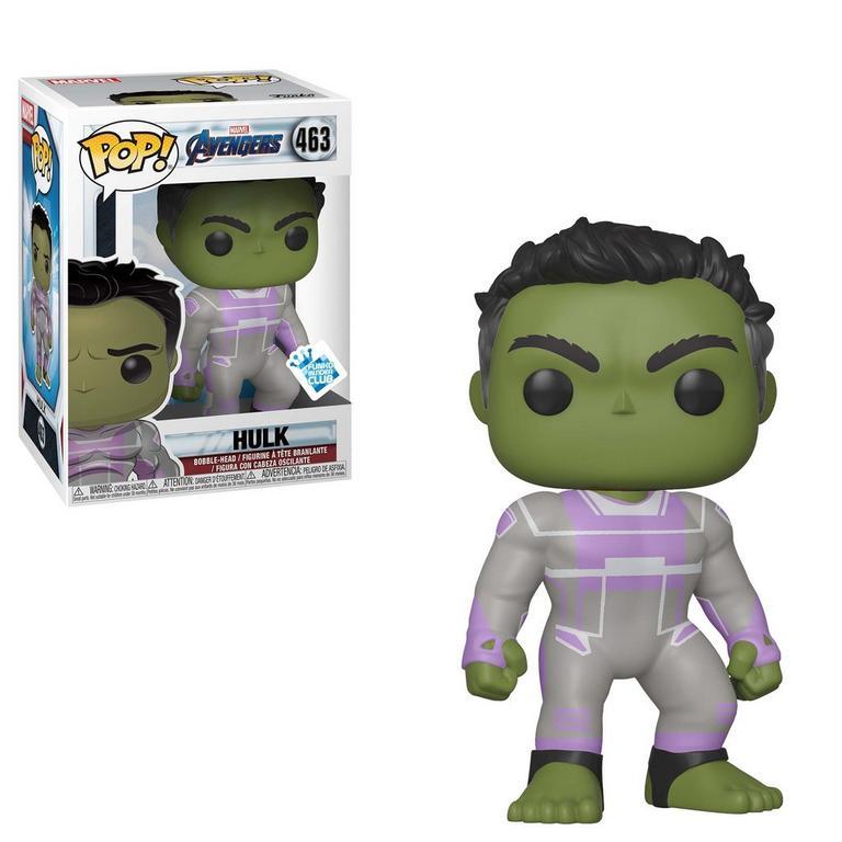 POP! Marvel Avengers: Endgame Hulk Only at GameStop