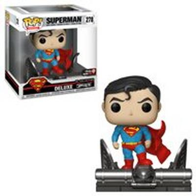 POP! Heroes: Deluxe DC Collection by Jim Lee Superman Only at GameStop