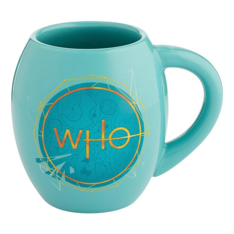 Doctor Who Season 11 Logo Mug
