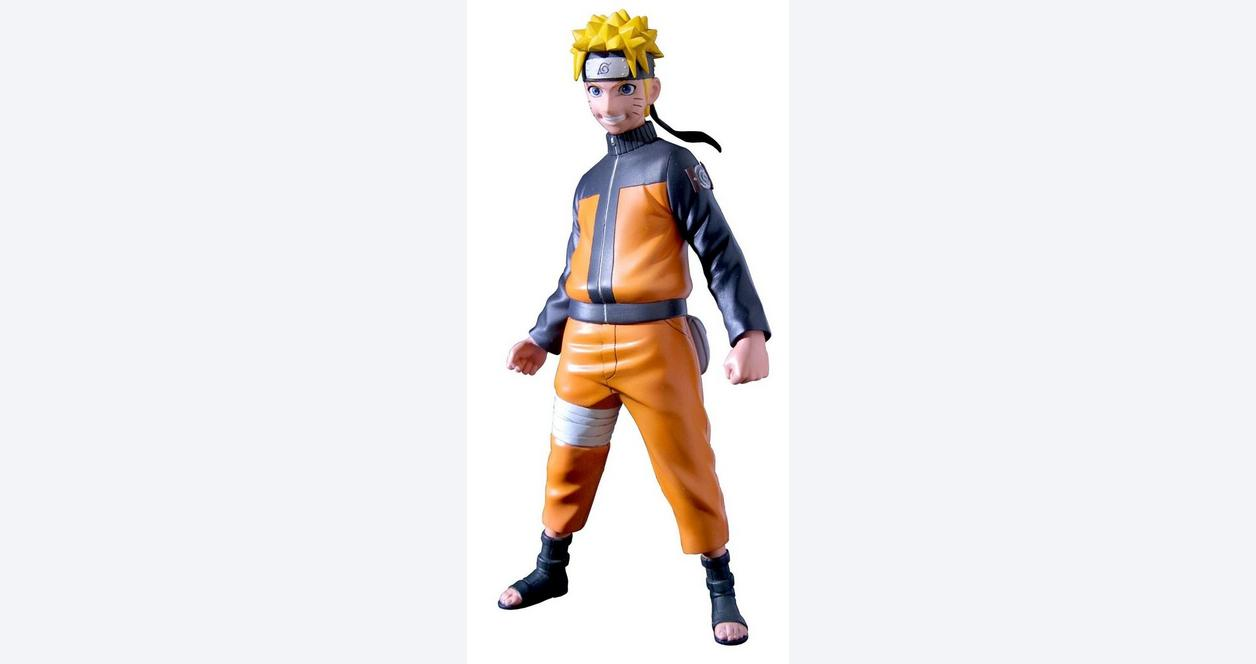 Naruto Shippuden Naruto Action Figure 6 in
