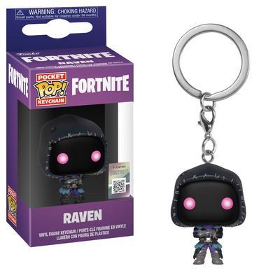 Pocket POP!: Fortnite - Raven Keychain