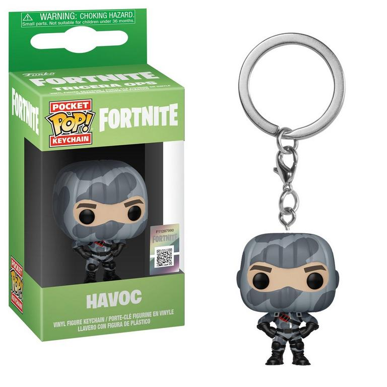 Pocket POP!: Fortnite - Havoc Keychain