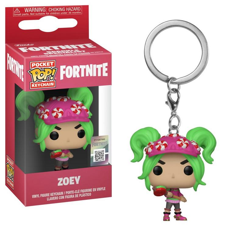 Pocket POP! Keychain: Fortnite Zoey