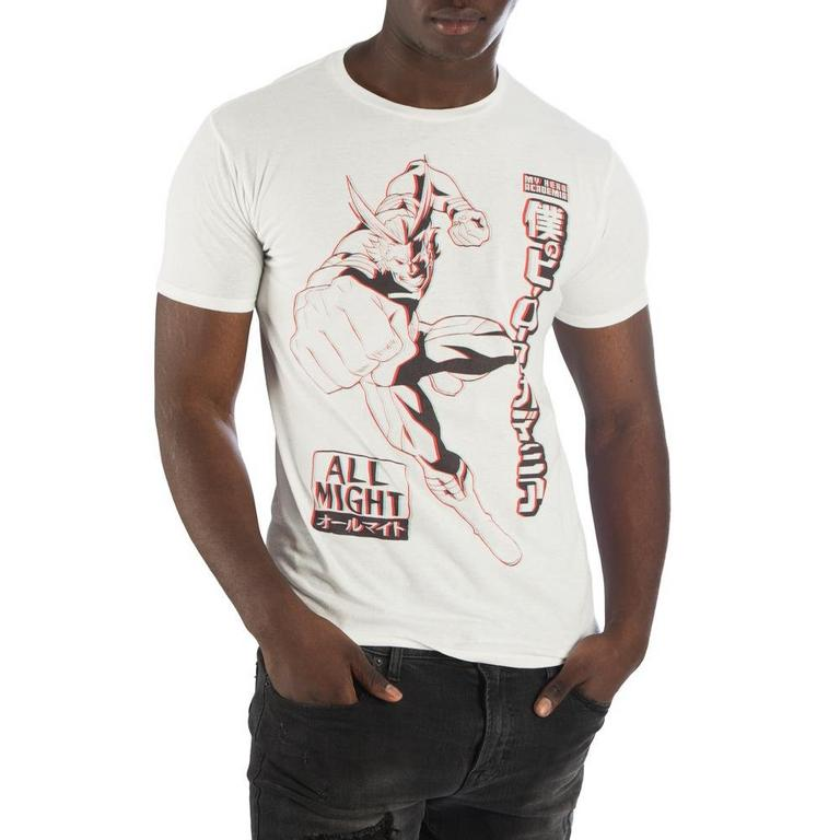 My Hero Academia All Might Battle Pose T-Shirt