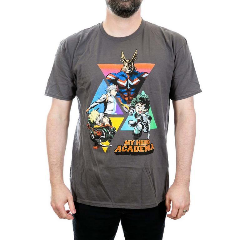 My Hero Academia Characters T-Shirt