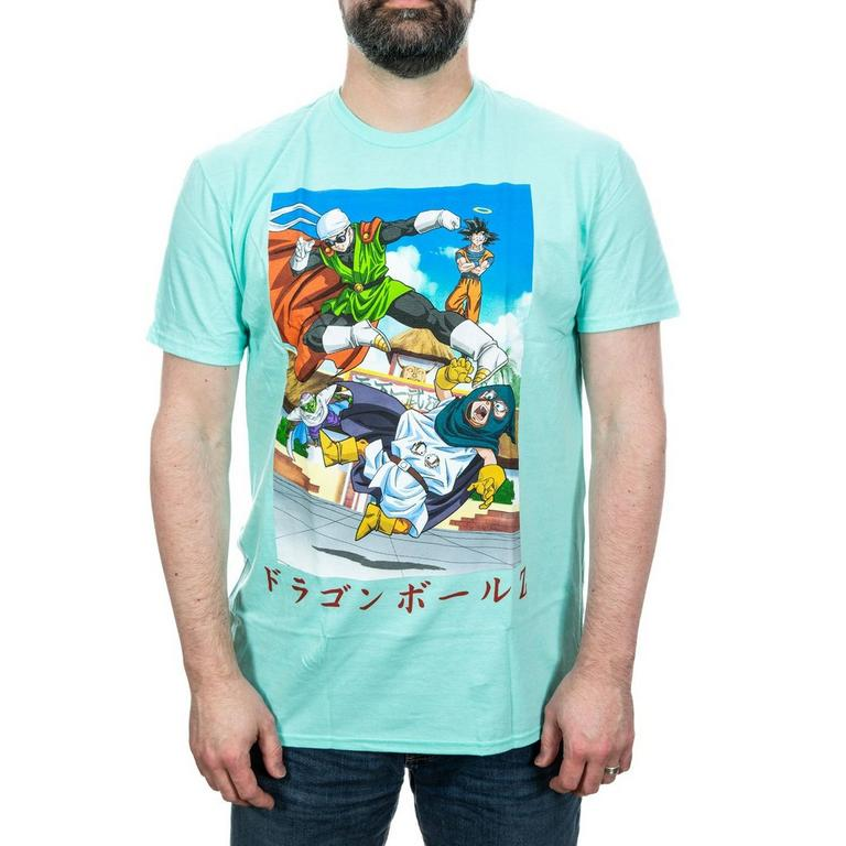 The Great Saiyaman and Mighty Mask T-Shirt