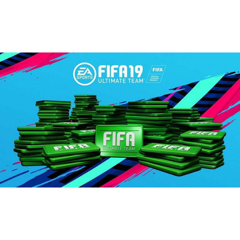 FIFA 19 250 Ultimate Team Points Digital Card