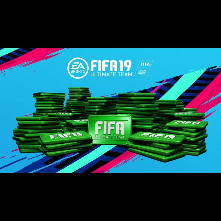 FIFA 19 250 Ultimate Team Points Digital Card
