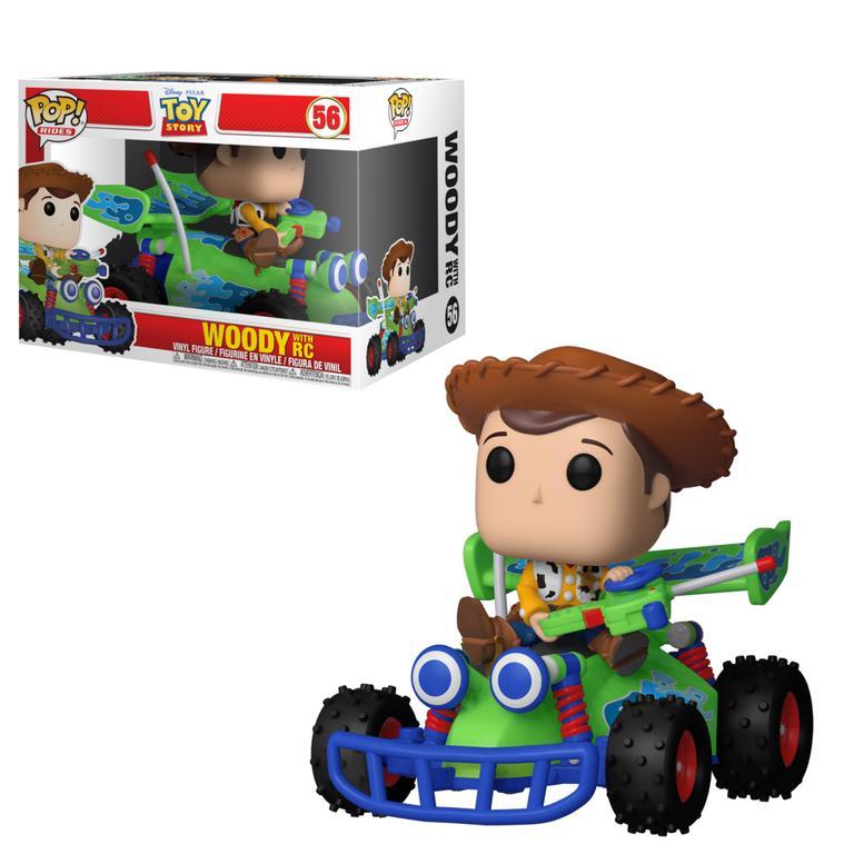 POP! Rides: Disney Pixar Toy Story Woody with RC