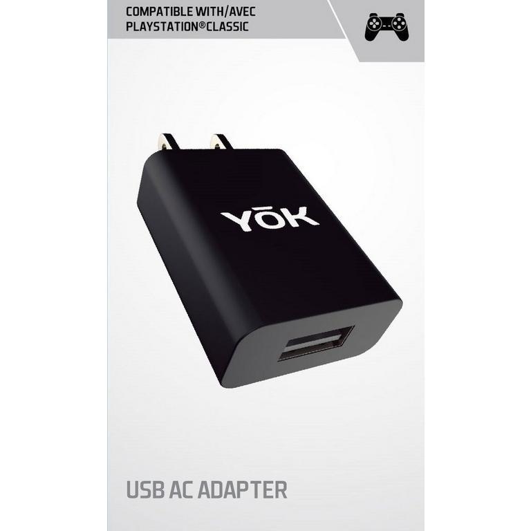 Universal USB AC Adapter