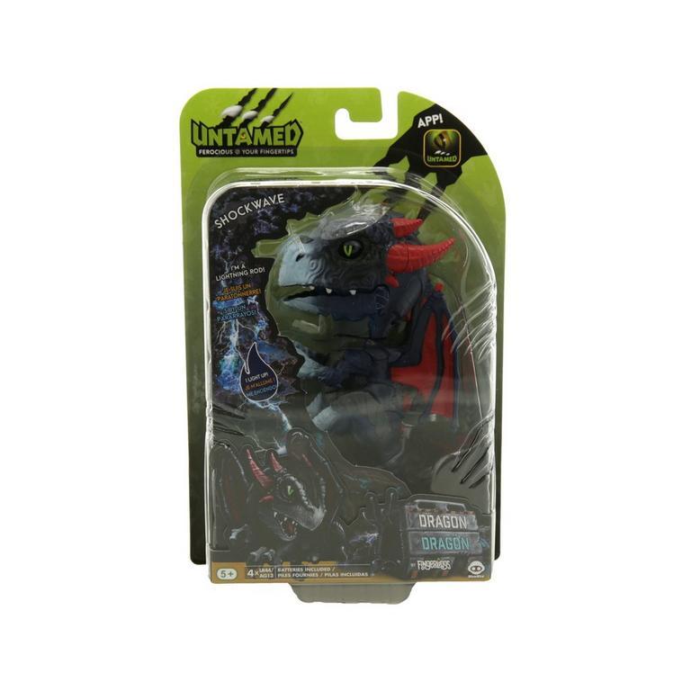 Untamed Dragons Shockwave Action Figure