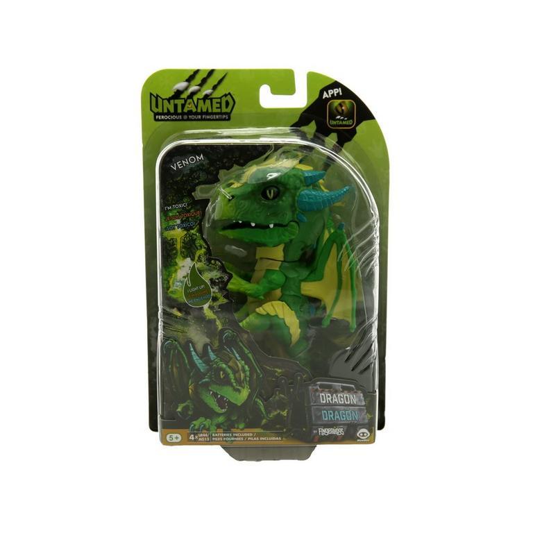 Untamed Dragons Venom Action Figure