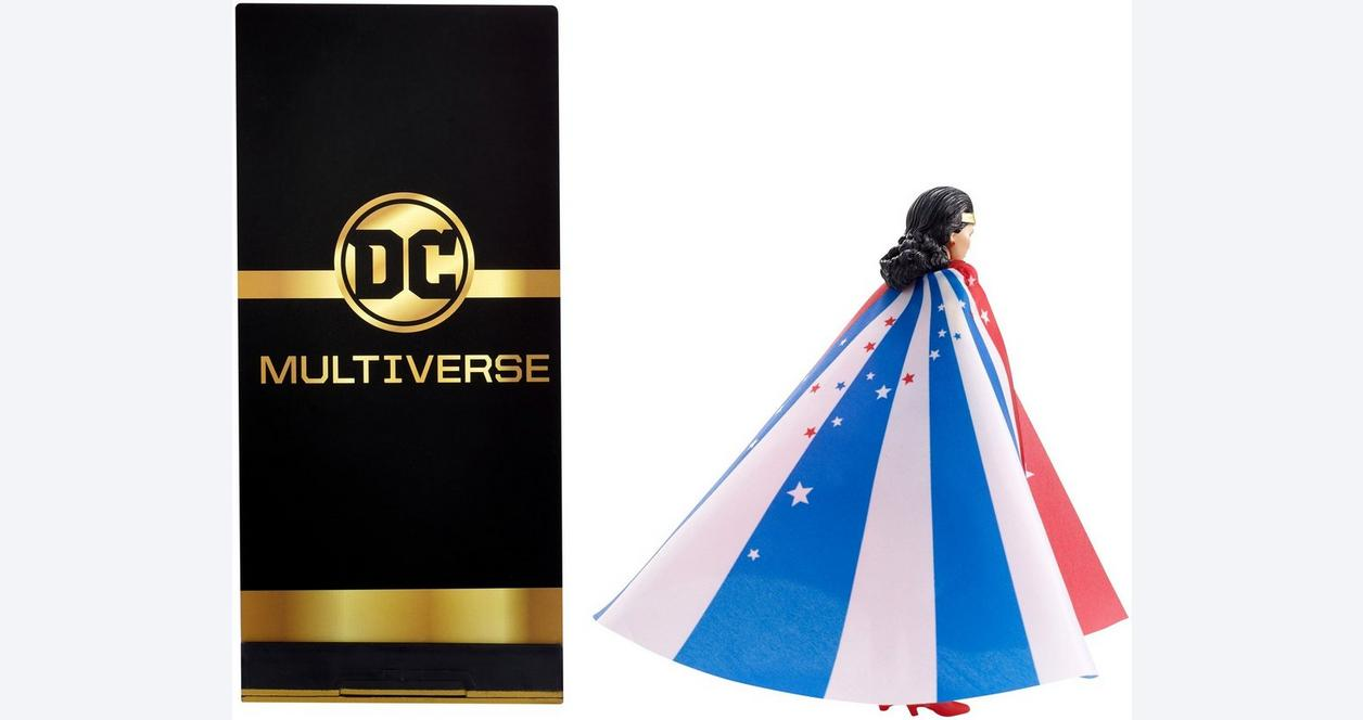 6 Inch Wonder Woman Action Figure
