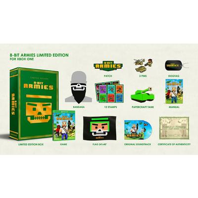 8-Bit Armies Limited Edition