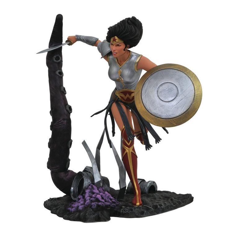 Dark Nights: Metal Wonder Woman DC Gallery Statue